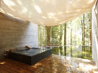 愛しい時間を紡ぐ全客室露天風呂付き